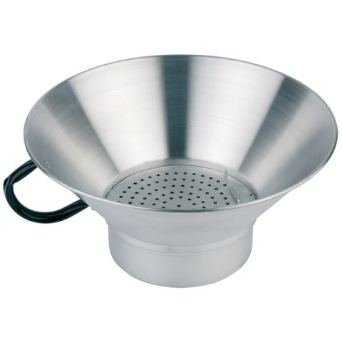 Fry Dripping Tray Ø39cm/height19cm Aluminium - 1pc.