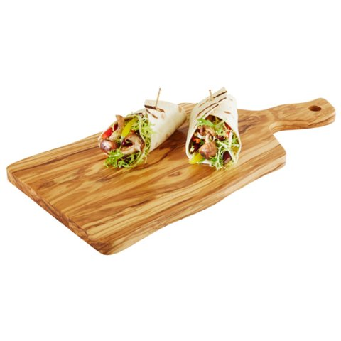 ServingBoard OLIVE 31x20cm/height1,5cm WOOD - 1pc.