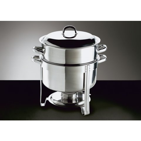 Hot Pot 13,5ltr. Ø33cm/height35cm STAINLESS STEEL - 1pc.