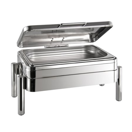 Chafing Dish PREMIUM 9Liter GN1/1 66x48cm/H33cm StainlessSteel 1