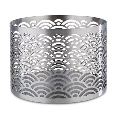 Buffet Stand/Basket ASIA+ ∅15cm/height10,5cm StainlessSteel 1pc.