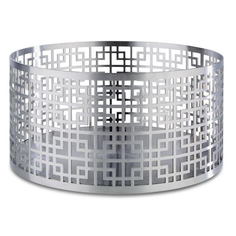 Buffet Stand/Basket ASIA+ ∅21cm/height10,5cm StainlessSteel 1pc.