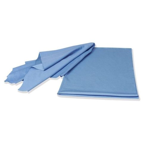 Microfiber Cloths FILIGRAN 70x50cm blue - 5pcs.