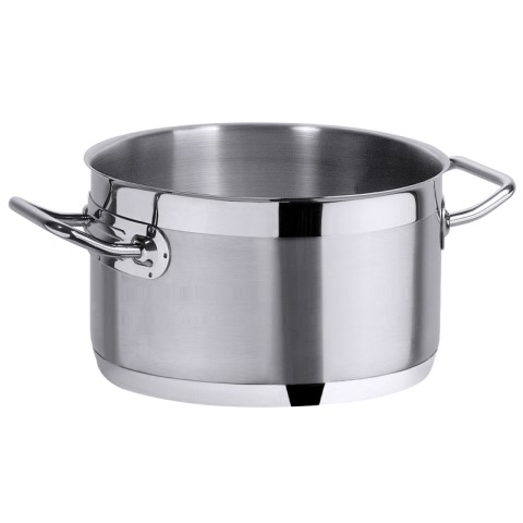 Casserole 2200Series 15ltr Ø32cm/height21cm StainlessSteel 1pc.