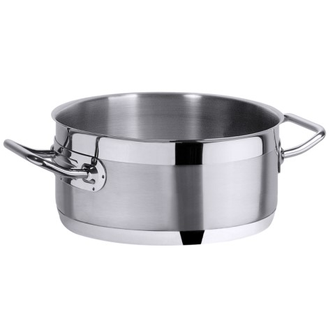 Casserole 2200Series 1,5ltr Ø16cm/height8cm StainlessSteel - 1pc