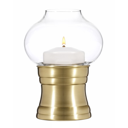 CHARISMA Table lamp Metal, brushed brass finish - 1pc.