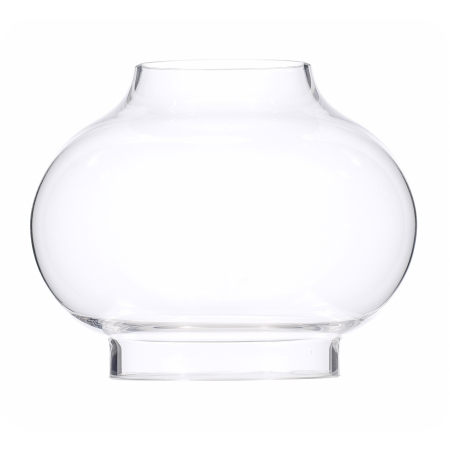 40 GLASS clear - Ø11cm/height9cm - 1pc.