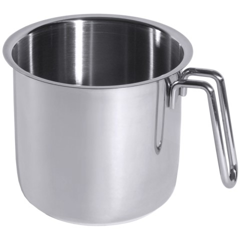 Milk Pot 1,8ltr Ø14cm/height13cm Stainless Steel - 1p