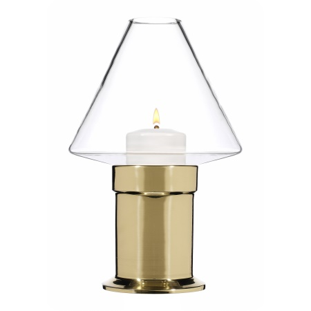 MYSTICA Table lamp Metal, polished brass finish - 1pc.