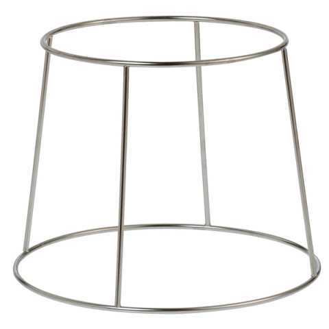 Buffet Stand Ø20-25cm/height19cm Metal - 1pc.