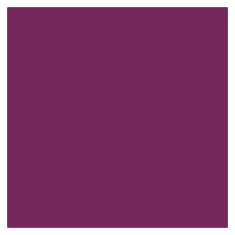 BASICS Table Cloths AUBERGINE 80x80cm LINCLASS uni - 60pcs.