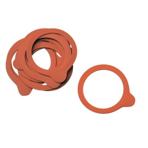 WECK Equipment Rubber Washer for all glasses Ø6cm - 10pcs.