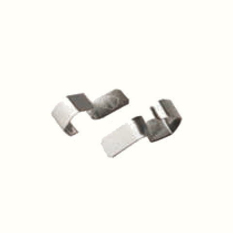 WECK Equipment Cover Clamps Metal - 8pcs.