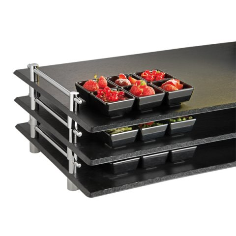 System-Tray SLATE for Thermo-Box GN1/1 53x32,5cm - 1pc.