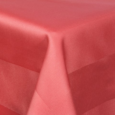 "TableCloths FLECK WEG ""Rele Release"" 95x95cm red - 1pc."