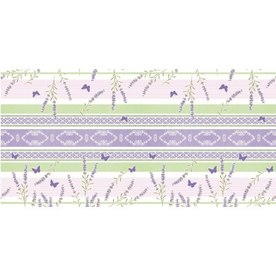 FRIEDA Table Runners 40cmx24lfm LINCLASS-Airlaid purple/green -