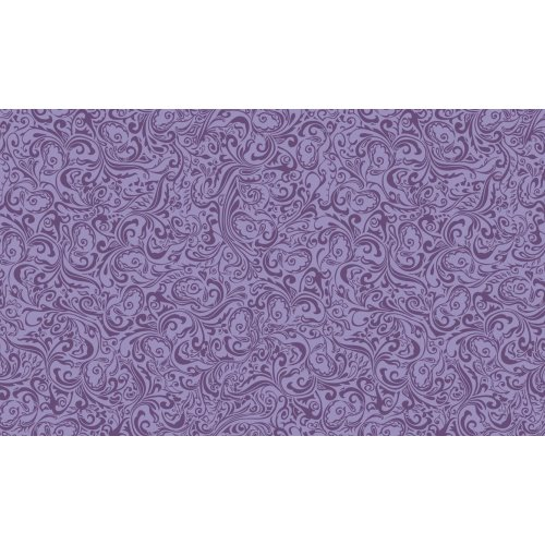 LIAS Table Runners 40cmx24lfm AIRLAID purple - 4pcs.