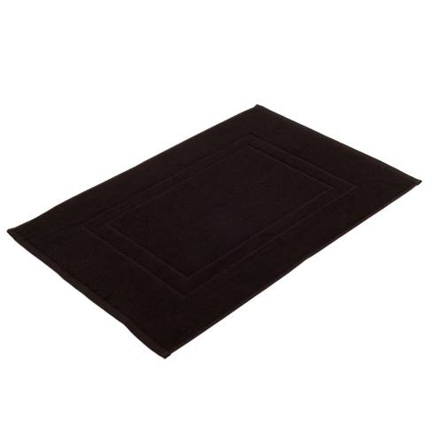 Bath Mat SYLT TerryCloth 50x70cm COTTON brown - 2pcs.