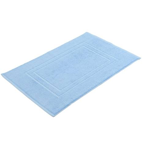 Bath Mat SYLT TerryCloth 50x70cm COTTON blue - 2pcs.