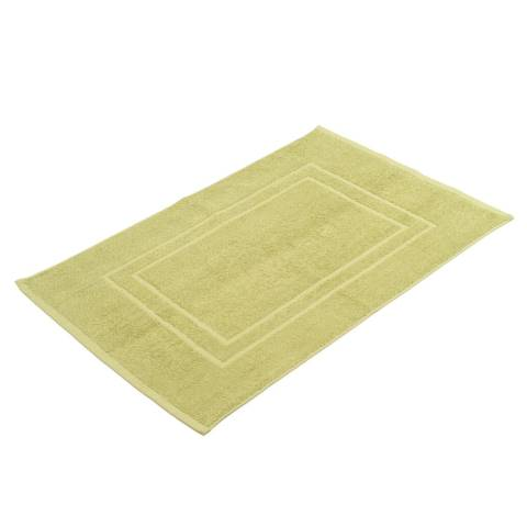 Bath Mat SYLT TerryCloth 50x70cm COTTON lemon - 2pcs.