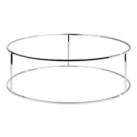 Buffet Stand ASIA PLUS Ø48,5cm/Height16,5cm Metal - 1pc.