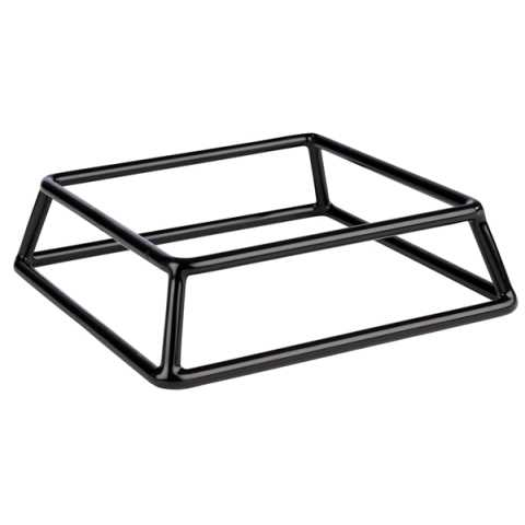 Buffet Stand MULTI 18x18cm/Height5cm Metal - 1pc.