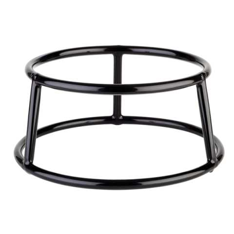 Buffet Stand MULTI ROUND Ø15,5-18cm/Height8cm Metal - 1pc.