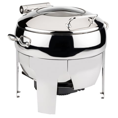 ChafingDish EASY INDUCTION 11ltr Height39cm STAINLESS STEEL 1pc.
