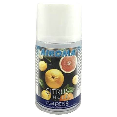 Duftspray/Raumduft AIROMA Aerosol CITRUS-Tingle 270ml - 1Stk.