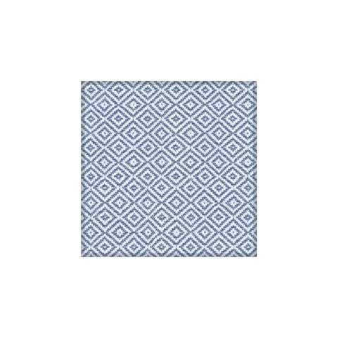 LAGOS-BASE Coasters 95x95mm 9ply TISSUE blue - 1000pcs.