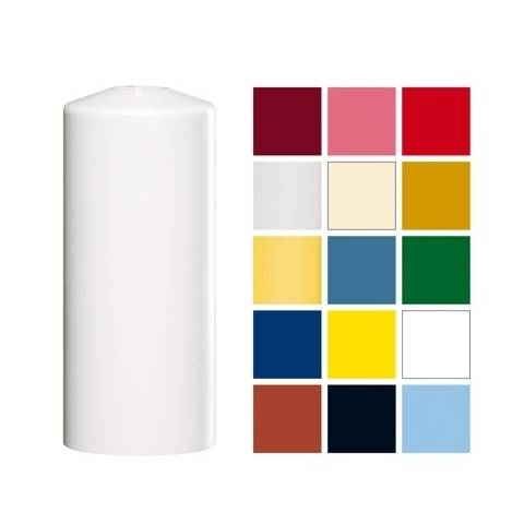 Decor sleeves for Kerzolin 04 Candles - all Colors -12pcs.