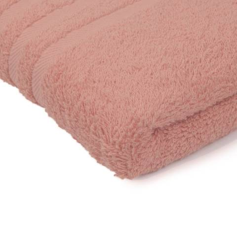 Shower Towel SYLT Towels 70x140cm COTTON old pink - 2pcs.