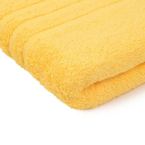Shower Towel SYLT Towels 70x140cm COTTON gold - 2pcs.