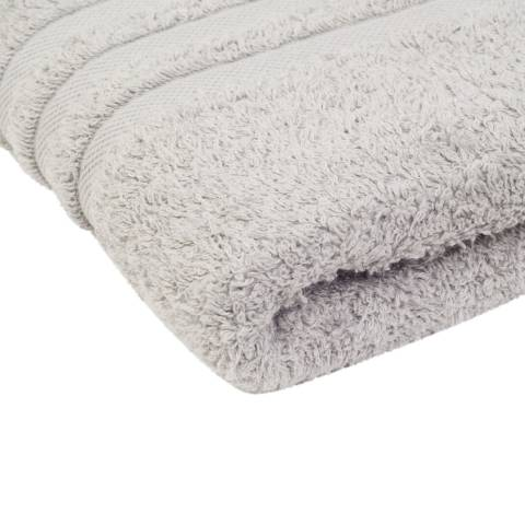 Shower Towel SYLT Towels 70x140cm COTTON silver - 2pcs.