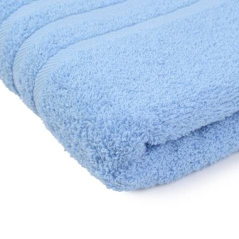 Shower Towel SYLT Towels 70x140cm COTTON light blue - 2pcs.