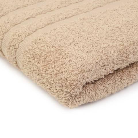 Shower Towel SYLT Towels 70x140cm COTTON cappuccino - 2pcs.
