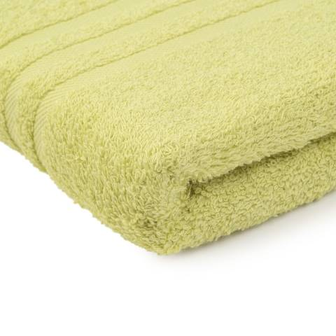 Shower Towel SYLT Towels 70x140cm COTTON lemon - 2pcs.