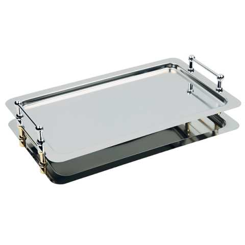 System-Tray BUFFET STAR GN1/1 Stainless Steel - 1pc.
