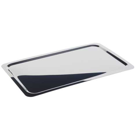 Tray PROFI LINE GN1/1 Height1cm Stainless Steel - 1pc.