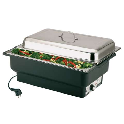 Electric ChafingDish ECO 9ltr GN1/1 H29cm StainlessSteel - 1pc.
