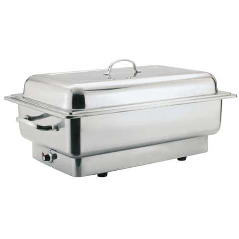Electric ChafingDish INOXSTAR 13,5ltr height29cm StainlessSteel