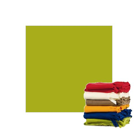 Fleece Blanket 100x150cm Polyester green - 1pc.