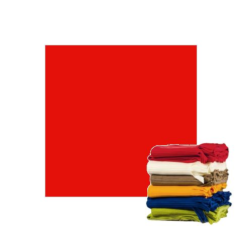 Fleece Blanket 100x150cm Polyester red - 1pc.