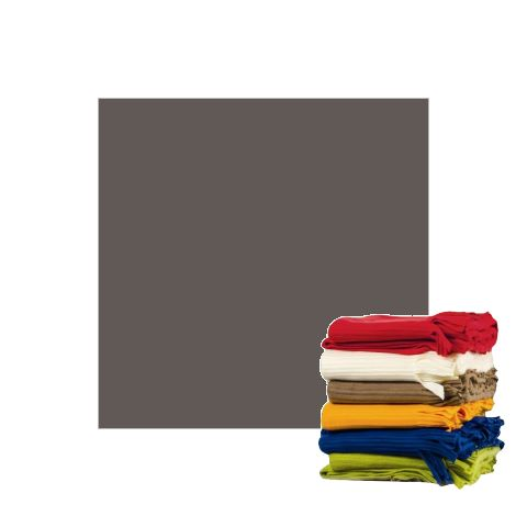 Fleece Blanket 100x150cm Polyester anthracite - 1pc.