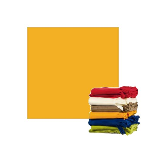 Fleece Blanket 100x150cm Polyester orange - 1pc.