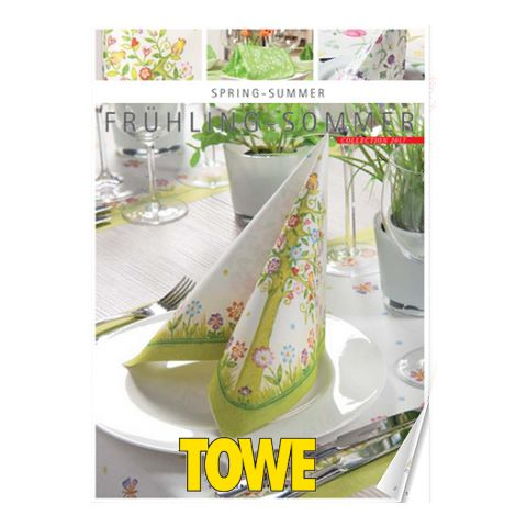 Catalog 2019 Napkins & Table Deco Spring FREE - 1pc.