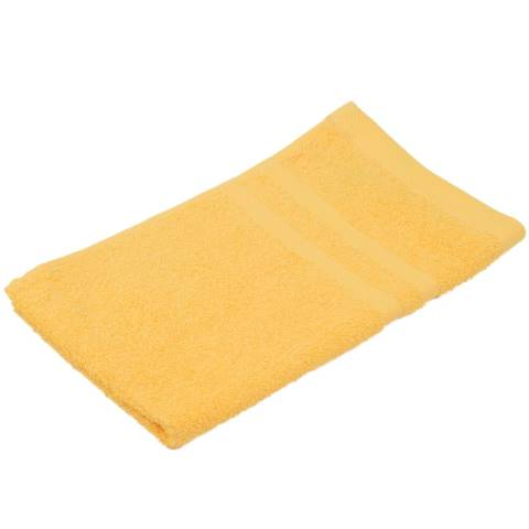 Guest Towel SYLT Towels 30x50cm COTTON gold - 12pcs.