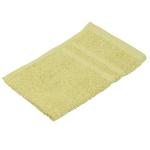 Guest Towel SYLT Towels 30x50cm COTTON lemon - 12pcs.