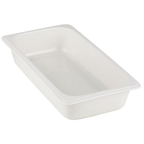 GN1/1 GN-Container Height65mm Porcelain white - 1pc.