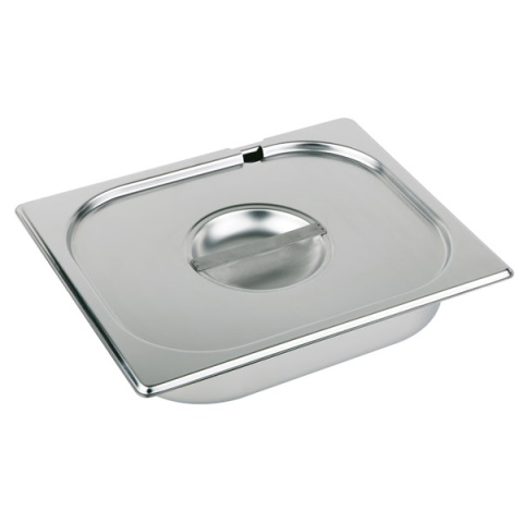 GN1/3 GastroNorm-Lids Stainless Steel - 1pc.